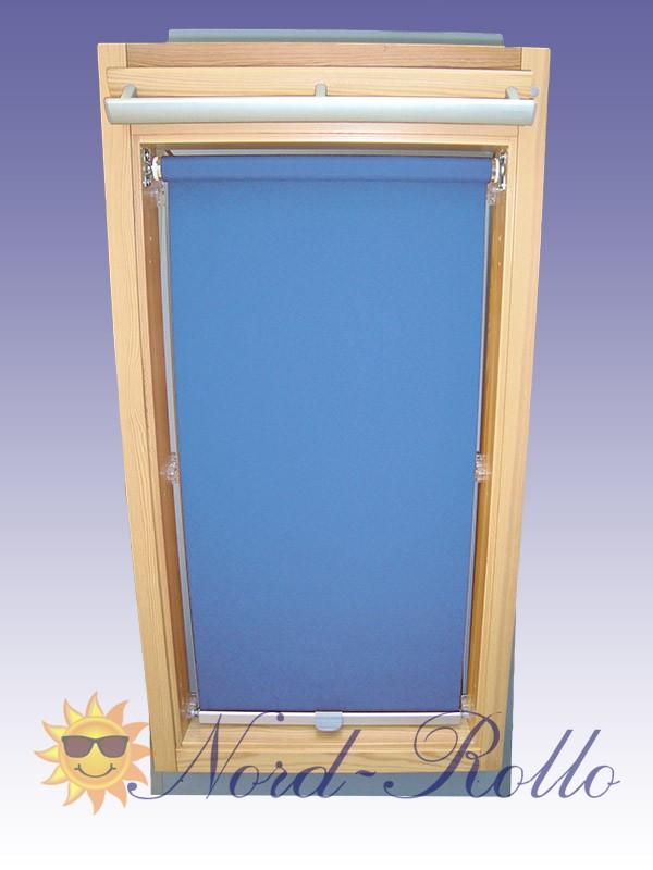 Sichtschutzrollo Rollo für Braas Holz Typ BK+BL 115/140 - 12 Farben