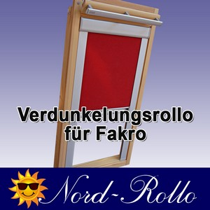 Verdunkelungsrollo Rollo für FAKRO  11 FTP PTP 114/140 - 12 Farben