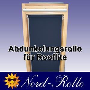 Abdunkelungsrollo Rollo für Rooflite C2A 55x78 - 12 Farben