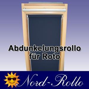 Abdunkelungs-Rollo mit Haltekrallen für Roto 61_,62_,84_ H 10/11 - 12 Farben