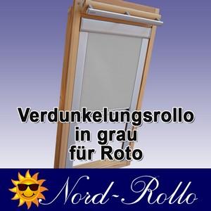 Verdunkelungsrollo Rollo für Roto R6/617/627/647 H 5/11 grau