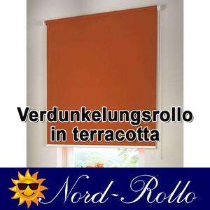 Verdunkelungsrollo Mittelzug- oder Seitenzug-Rollo 150 x 160 cm / 150x160 cm ter