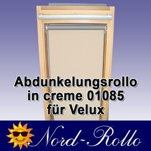 Abdunkelungsrollo Rollo Thermo creme für Velux DKL/DKU/RHL/RHU-EP GGU,GPU,GHU,GT