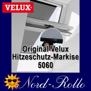 original velux hitzeschutz markise mit haltekrallen mhl mk00 5060 f r ggu gpu ghu ggl gpl ghl. Black Bedroom Furniture Sets. Home Design Ideas