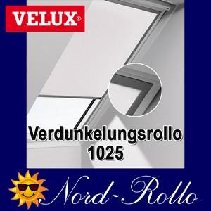 Original Velux Verdunkelungsrollo Rollo für GGU/GPU/GHU DKU 306 1025 - weiss